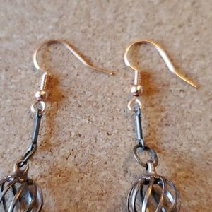 Jewelry - Hand Made Dangle Earrings